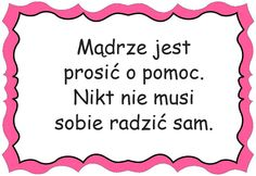 Sentencje ~ Zamiast kserówki. Humor, Education, Quotes, Speech Language Therapy, Therapy, Quotations, Humour, Moon Moon, Teaching