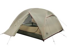Big Agnes Emerald. Two person. My favourite lightweight hiking tent.