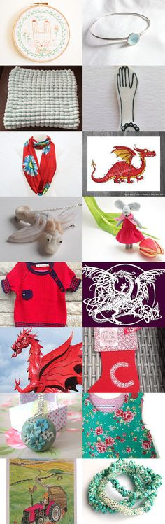 Wales by Stripy Kite on Etsy--Pinned with TreasuryPin.com