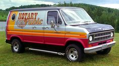 Here's a look back at the Ford Econoline from its origins in the early to today, as it prepares to make way for Ford's new Transit global van. Read the full Ford Econoline Timeline from the truck and SUV experts at Truck Trend. Dodge Van, Chevy Van, Customised Vans, Custom Vans, Station Wagon, Old School Vans, Vanz, Day Van, Cool Vans