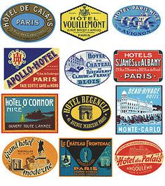 177 best luggage sticker images on pinterest luggage labels