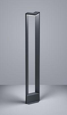 Trio-LED-pollarivalaisin Trio Ganges 1000x170x140 mm, antrasiitti