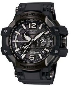 Casio G-Shock Gravity Master Black Dial Multi Solar Watch GPW1000T-1A >>> This is an Amazon Associate's Pin. Locate the item on Amazon website simply by clicking the VISIT button