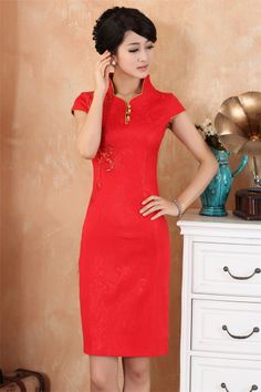 chinese traditional dress cheongsam wedding dress