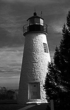 Concord Point lighthouse MD