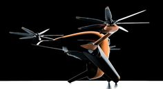"The ""Sky Cam"" is an automated aerial photography drone concept."