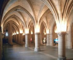 Conciergerie in Paris:  in the Middle Ages, this was the royal palace