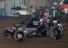 The Jason Leffler memorial midget. Sprint Car Racing, Dirt Track Racing, Tony Stewart Racing, Old Race Cars, Nascar, Chili, Cushion, Bucket, Smoke