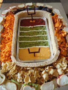 Perfect for football season!