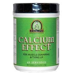CALCIUM EFFECT - 3.3 LB by Zang Fu. $45.95. Calcium EffectTM is a highly concentrated formula to support muscular health and aids in the reduction of muscular cramping and tying up in performance horses. This effective daily use formula contains ingredients that support stressed horses with lactic acid build up, aid electrolyte imbalances, aid muscular fatigue, support recovery and performance, and aid in reducing SGOT levels. Calcium Effectdoes not contain sod...