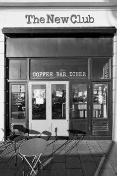 Brighton restaurant designer - The New Club - Exterior