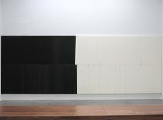Wade Guyton Installation view 1 Friedrich Petzel Gallery 2014