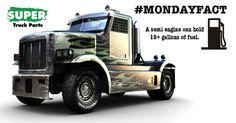 #MondayMotivation  MACK  #Trucks #Semitrucks #Trucking #Trucklife #supertruckparts #Truckparts #truck #truckers #TruckDriver #mack #facts #fact