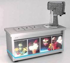 ikinci el dondurma makinasi