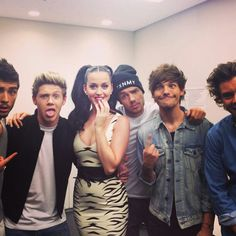 One Direction & Katy Perry