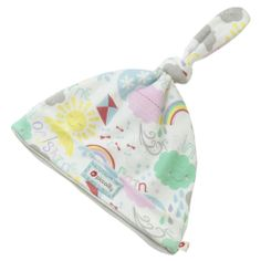 Knot Hat - Whatever the Weather - available in sizes from Newborn up to 6-12 months - RRP £7.00