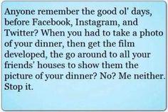 Haha. Too funny.
