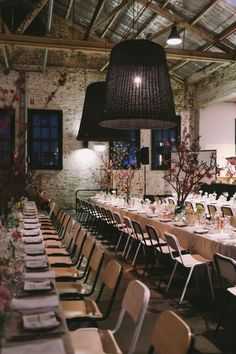Cherry Blossom / Julian & Susannah: Springtime Elegance / Real Wedding / Photographed by Lara Hotz / View full post on The LANE