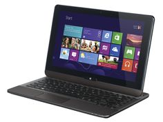 Hybrid Ultrabook + Tablet : #Toshiba Satellite U920T