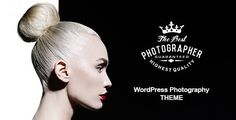 Photography WordPress Theme by mecovache Photographer WordPress ThemeThe photography theme is for people who have photography business, are photographers/artists themselve