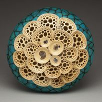 http://www.markdoolittlestudio.com/gourd-artwork.html beautiful gourd art work