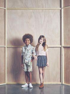Kids Lookbook Spring Summer 15
