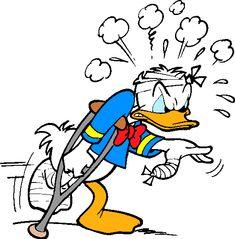 Keep Cool Donald ! - donald-duck Photo