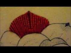 puntada fantasia rosa - YouTube