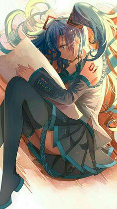 Hatsune //01//Miku Vocal0id