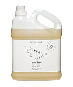 Common Good Laundry Detergent, Lavender (Top Picks From a Laundry Pro)