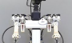 "Disney Robot With Air-Water Actuators Shows Off ""Very Fluid"" Motions - IEEE Spectrum:"