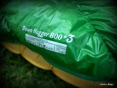 2014 Montbell Down Hugger 800 #3 (First Impressions...)