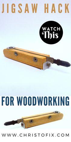 Woodshop Tools, Woodworking Power Tools, Woodworking Tutorials, Woodworking Workshop, Woodworking Techniques, Woodworking Jigs, Workshop Layout, Workshop Storage, Workshop Organization