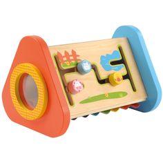 Eduplay, Babyspielcenter aus Holz , Drehen, schieben, musizieren | copy_110246…