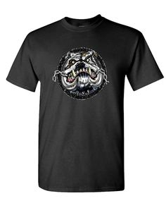 >> Click to Buy << GILDAN Wear Adult custom shirts THE GOOZLER - CHEWING CHAIN BULLDOG - Mens Cotton T-Shirt Comfort soft wholesale t shirts bulk #Affiliate