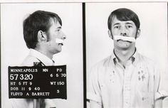 Retro Ratchet: Minnesota Mugshots from the '60s and '70s
