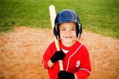 Youth Baseball Drills - T-Ball Throwing Drill - Baseball Tutorials
