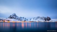 Road to Reine, Lofoten