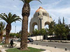 Mexico City Republica Monument