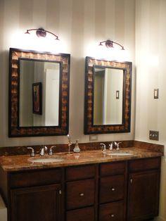 Bon 10 Beautiful Bathroom Mirrors