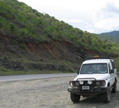 #LC75TroopCarrier #LandCruiser #IslaMargarita #venezuela  #2007 #IsladeMargarita #Toyota #OAK89I #roofrack #bullbar