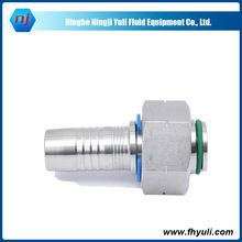 Hydraulic Fitting, Hydraulic Fitting direct from Ningbo Ningji Yuli Fluid Equipment Co., Ltd. in China (Mainland)