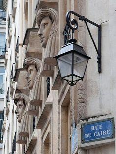 rue du Caire - Paris 2ème
