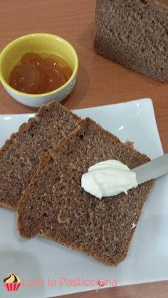 Pane in cassetta al cioccolato