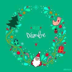 Hello Décembre (par Mathou).