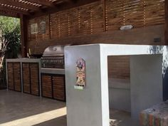 Santiago-quinchos-32 Bbq, Room, Furniture, Home Decor, Gardens, Home, Pools, Barbecue Grill, Design Projects