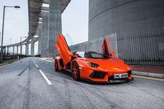 """A qualcuno piace....""""molto veloce""""!  DMC #Lamborghini #Aventador Molto Veloce >> http://www.motori.it/immagini/5841-1/dmc-lamborghini-aventador-molto-veloce.html"""