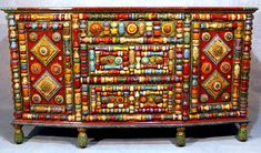 The Outsider Art Pages: Dan Pohl's Furniture