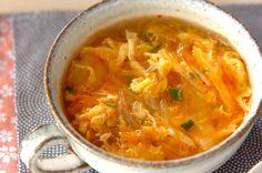 春雨キムチスープのレシピ・作り方 - 簡単プロの料理レシピ | E・レシピ