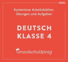 60 best Deutsch | Grundschule images on Pinterest in 2018